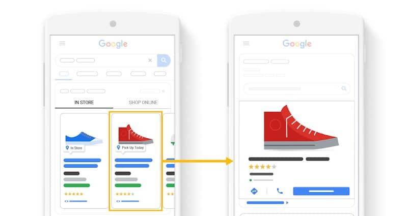 google-shopping-retrait-magasin